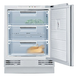 Neff G4344X7GB White Integrated Freezer