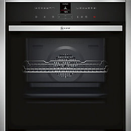 Neff B47VR32N0B Black Electric Multi-function oven