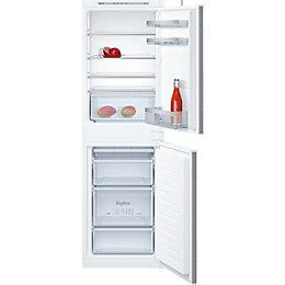 Neff KI5852S30G 50/50 White Integrated Fridge Freezer