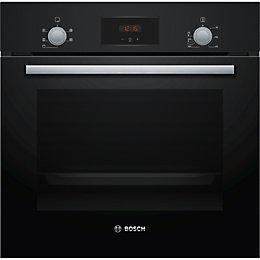 Bosch HHF113BA0B Black Electric Oven