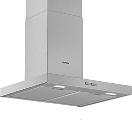 Bosch DWB64BC50B Stainless steel Chimney Cooker hood, (W)