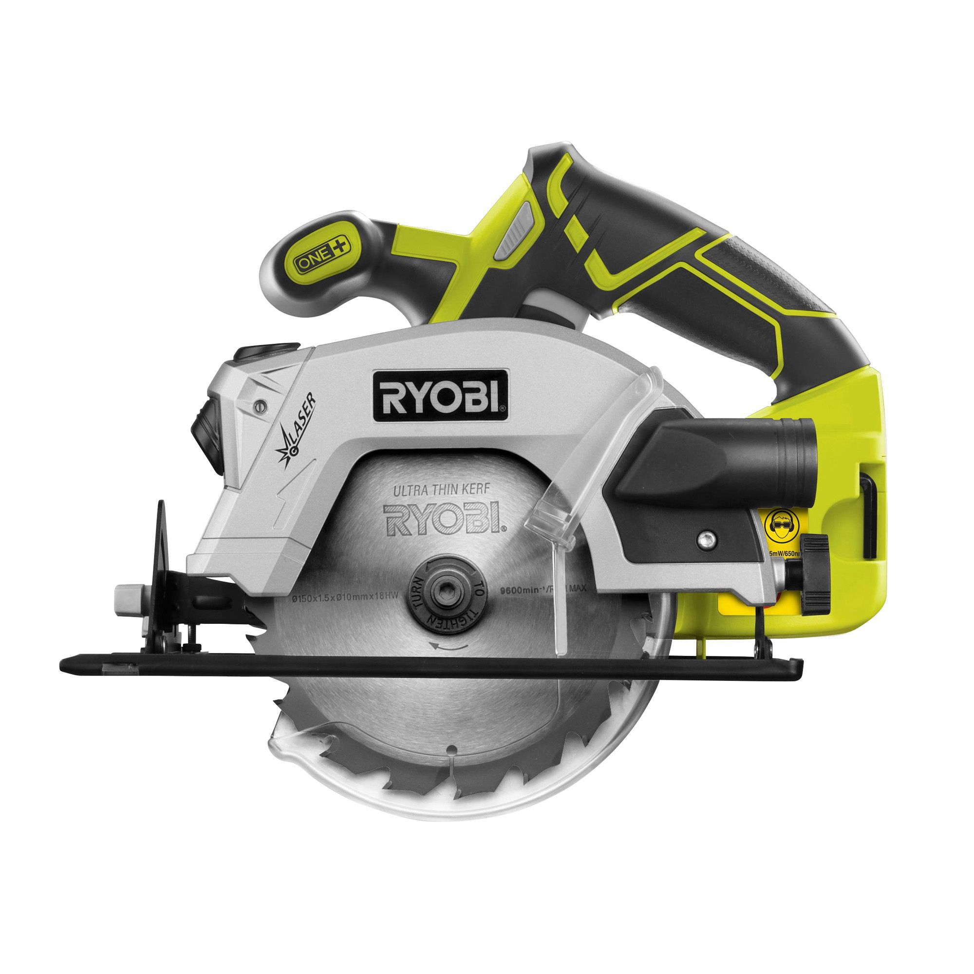 Ryobi one 18v 150mm cordless circular saw rwsl1801m bare ryobi one 18v 150mm cordless circular saw rwsl1801m bare departments diy at bq greentooth Image collections