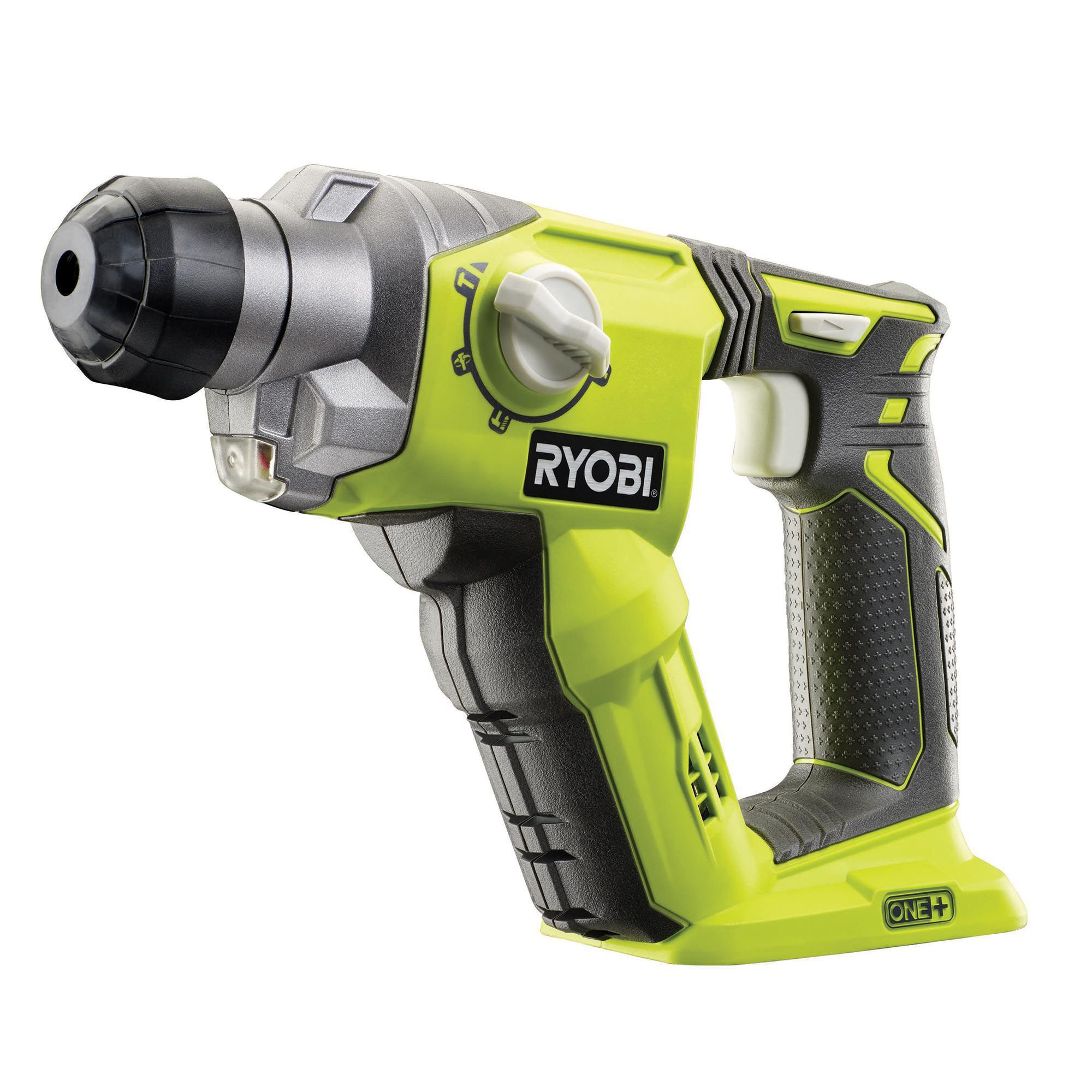 Ryobi One+ Cordless 18V Lithium-ion SDS plus drill Without batteries  R18SDS-0 | Departments | DIY at B&Q