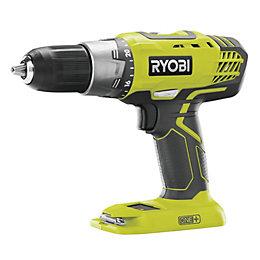 Ryobi One+ Cordless 18V Li-ion Brushed Drill driver