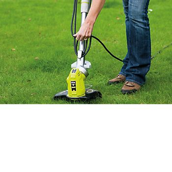 Ryobi corded grass trimmer with 8m cable