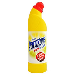 Parozone Citrus Strongest Bleach, 750 ml