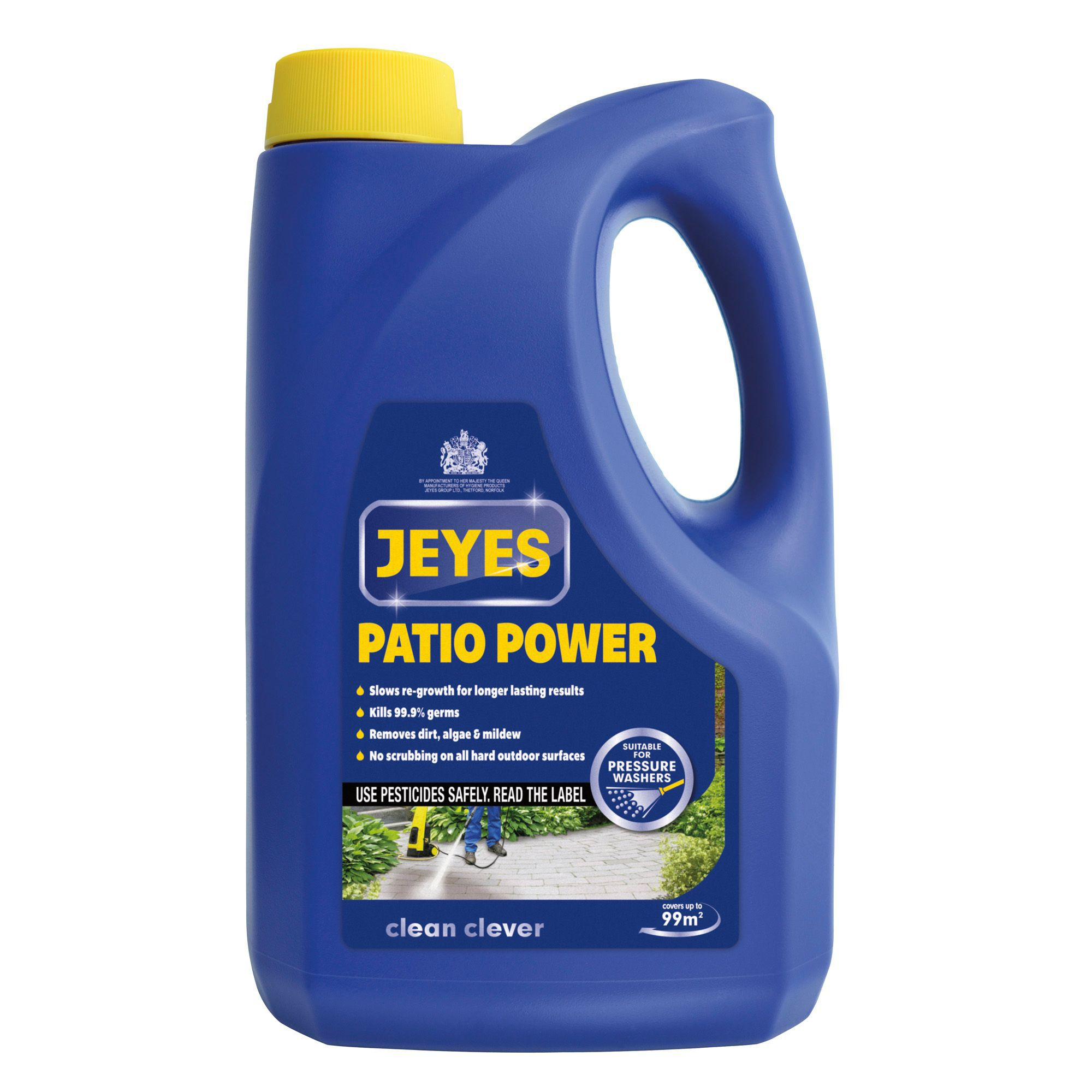 Jeyes Fluid Patio Power Cleaner 2000 Ml Departments
