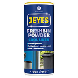 Jeyes Fluid Cool Linen Fresh bin powder