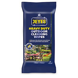 Jeyes Fluid Outdoor Outdoor cleaning wipes, pack of