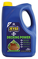 Jeyes 4-in-1 decking power Outdoor cleaner, 4 L
