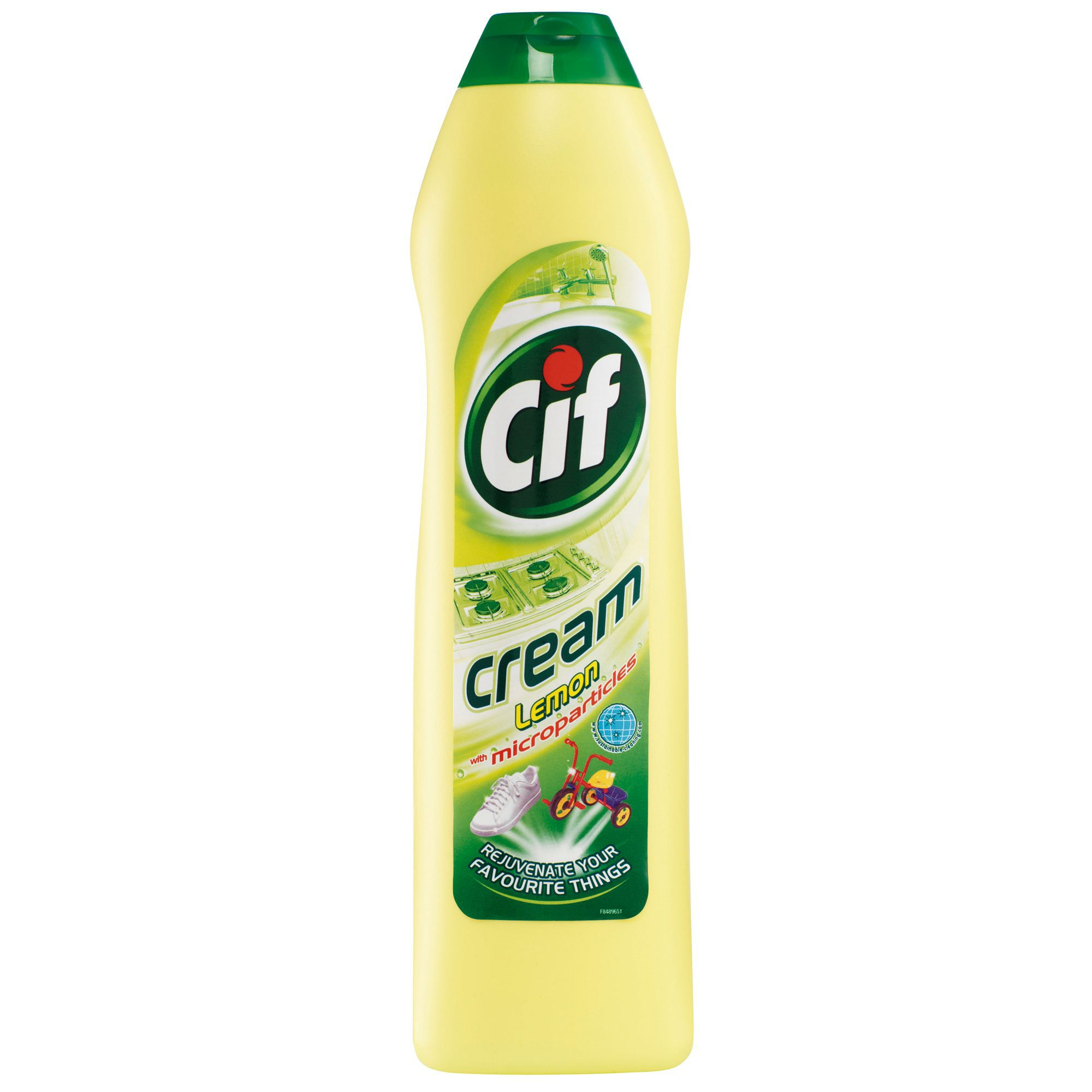 Cif Cream Cleaner 500 Ml Departments DIY At BampQ