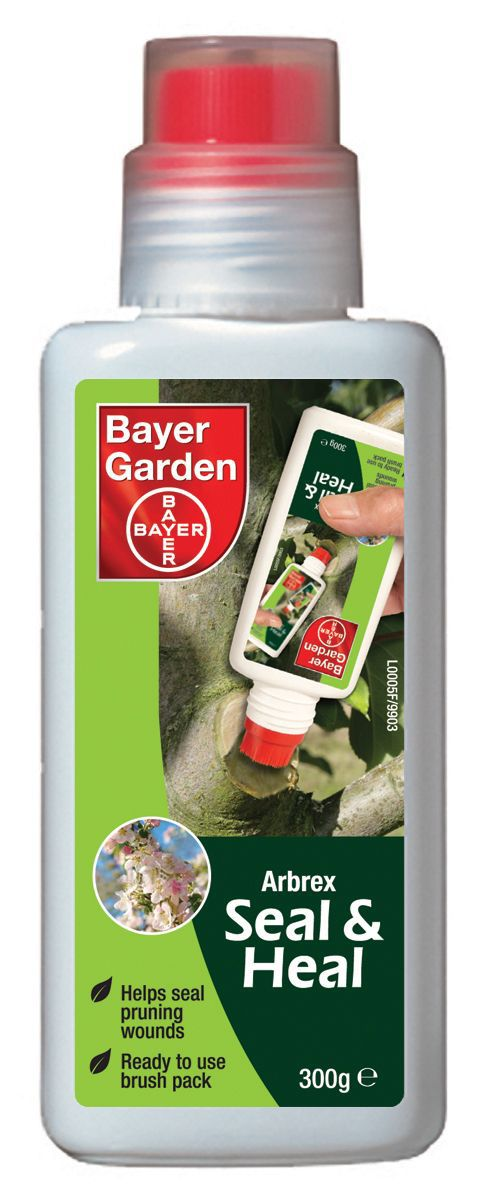 Bayer Garden Seal & heal Ready to use Fungicide 0 3kg | Departments | DIY  at B&Q