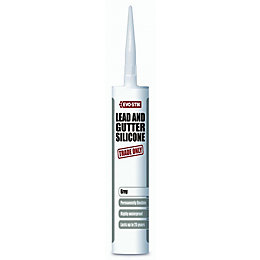 Evo-Stik Lead & Gutter Grey Sealant 290 ml