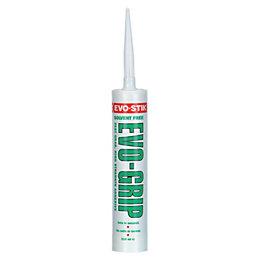 Evo-Stik Evo-Grip Solvent Free Grab Adhesive 0.31L