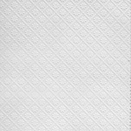 Anaglypta Luxury White Amber Textured Paintable Wallpaper