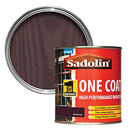 Sadolin Rosewood Semi-Gloss Woodstain 0.5L