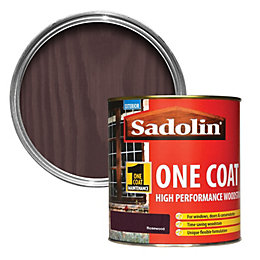 Sadolin Rosewood Semi-Gloss Woodstain 1L