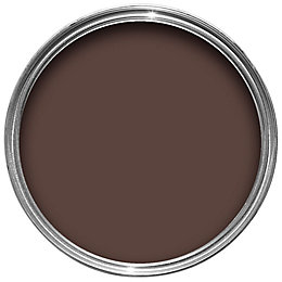 Sandtex Brown Gloss Wood & metal paint 0.75L