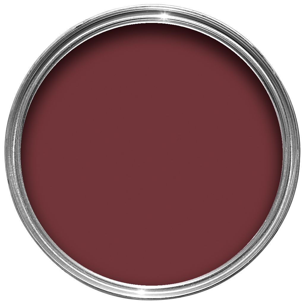 Sandtex Exterior Red Gloss Wood Amp Metal Paint 750ml