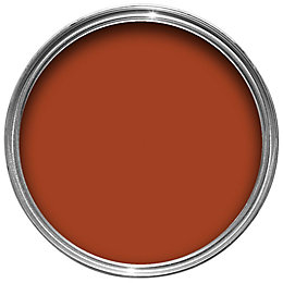 Sandtex Brick red Textured Masonry paint 5L