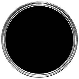 Sandtex Exterior Black Satin Wood & Metal Paint