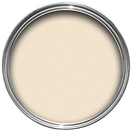 Dulux Luxurious Almond white Silk Emulsion paint 5