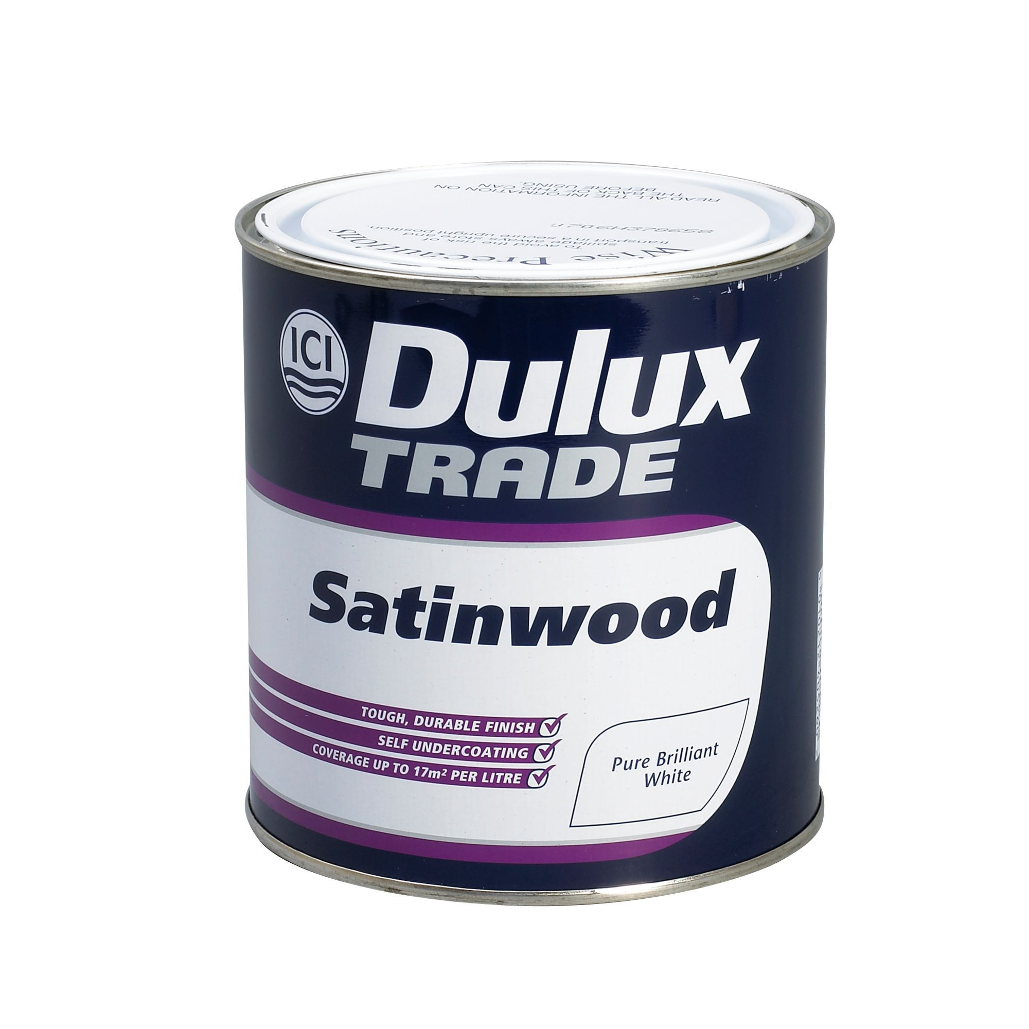 Dulux Trade Paint Satinwood