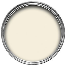 Dulux Natural hints Jasmine white Matt Emulsion paint