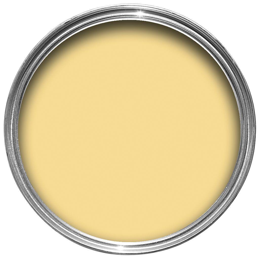 Dulux Lemon Paint