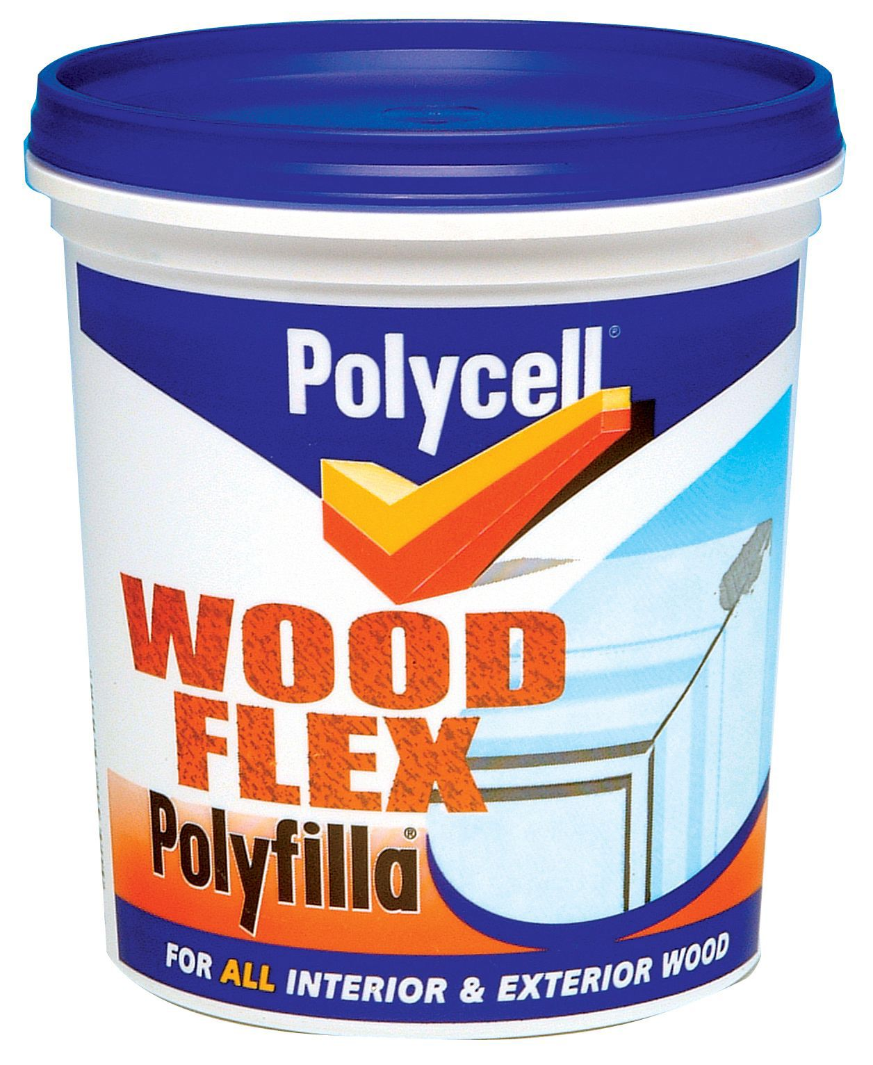 Polycell Wood Filler 600ml Departments Tradepoint