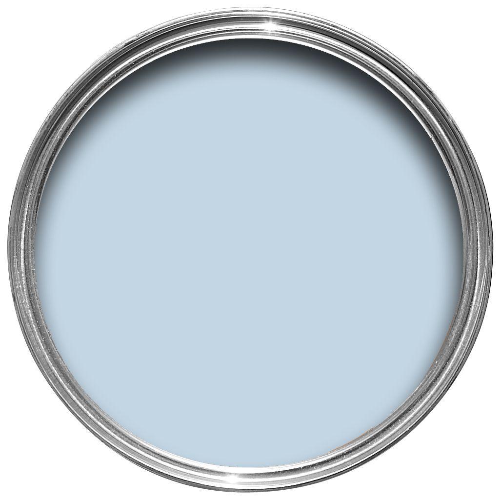 Blue Cabinets In Kitchen Dulux First Dawn Matt Emulsion Paint 5l Departments