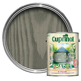 Cuprinol Garden Shades Willow Matt Wood Paint 5L