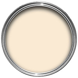 Dulux Luxurious Ivory cream Silk Emulsion paint 5