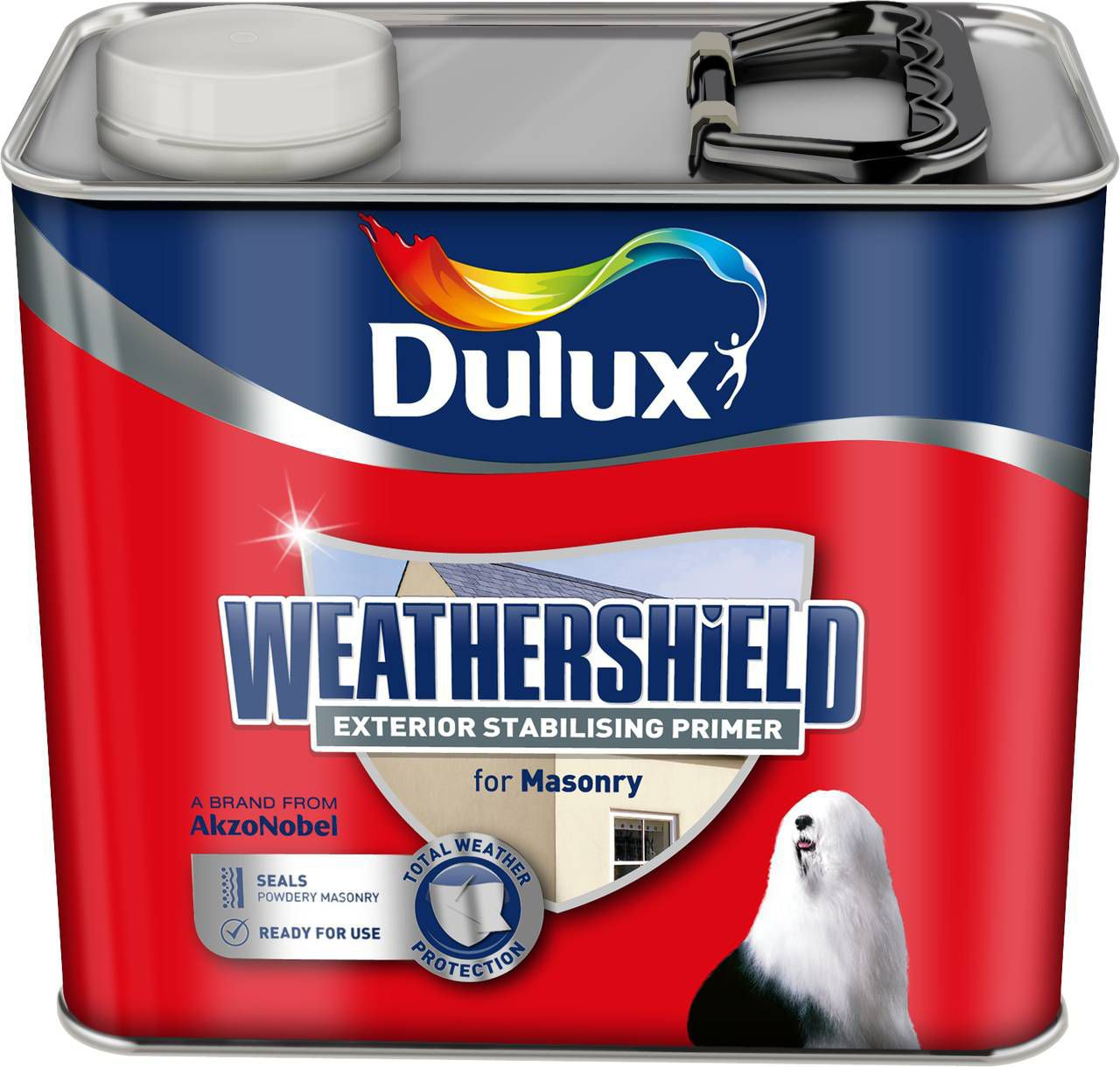 Dulux Weathershield Clear Primer Amp Undercoat 2500ml