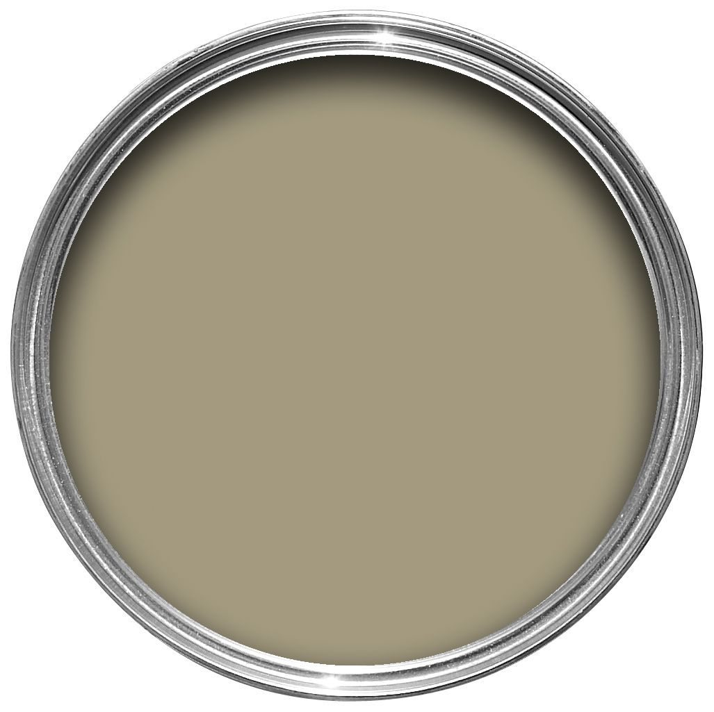 Overtly Olive Kitchen Paint: Dulux Feature Wall Overtly Olive Matt Emulsion Paint 1.25L