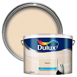 Dulux Magnolia Matt Emulsion paint 10L