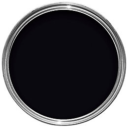 Dulux Interior Black Satinwood Wood & Metal Paint