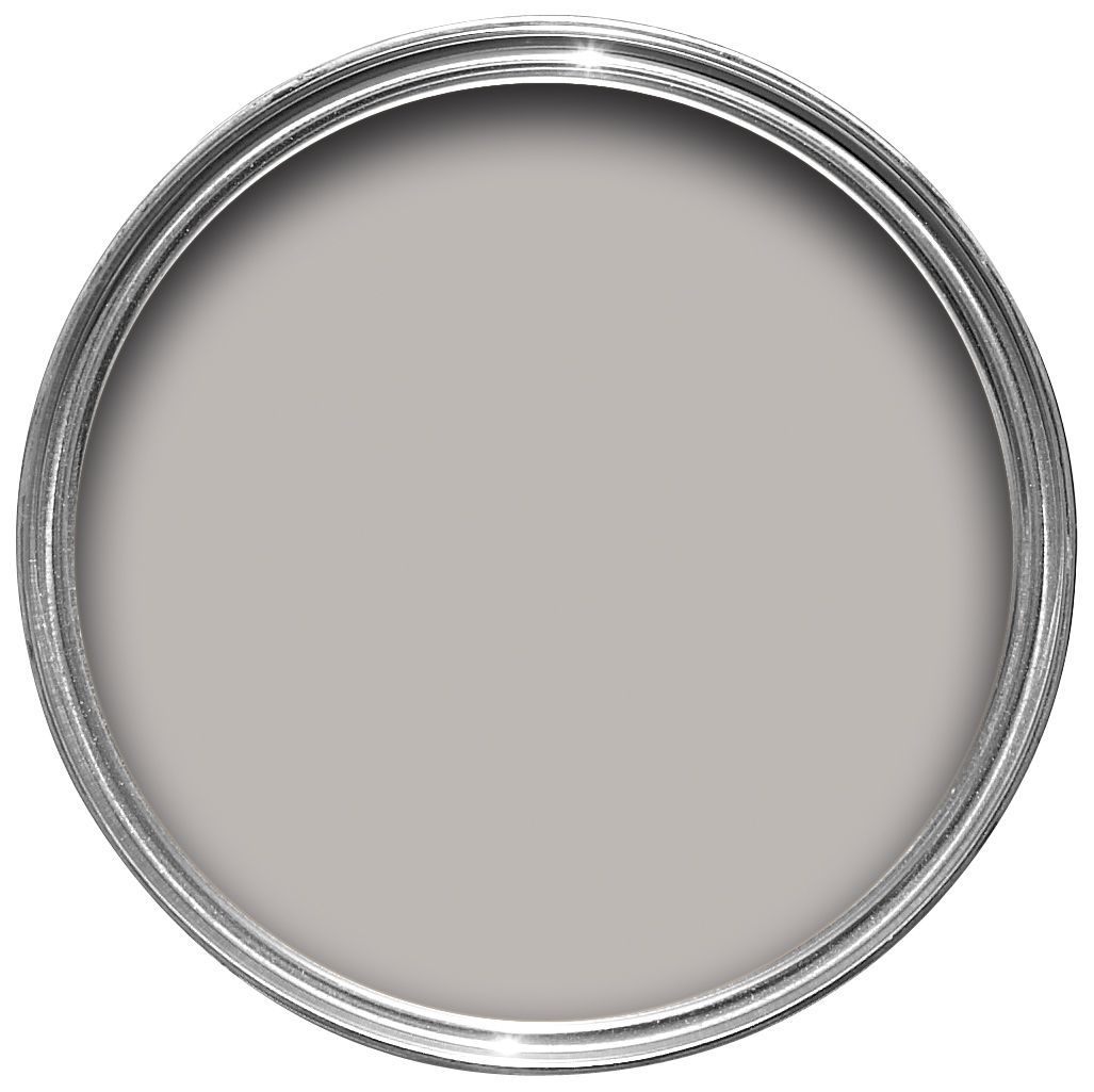 Grey Taupe Paint: Dulux Perfectly Taupe Matt Emulsion Paint 5L