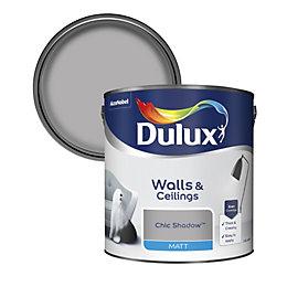 Dulux Chic Shadow Matt Emulsion Paint 2.5L