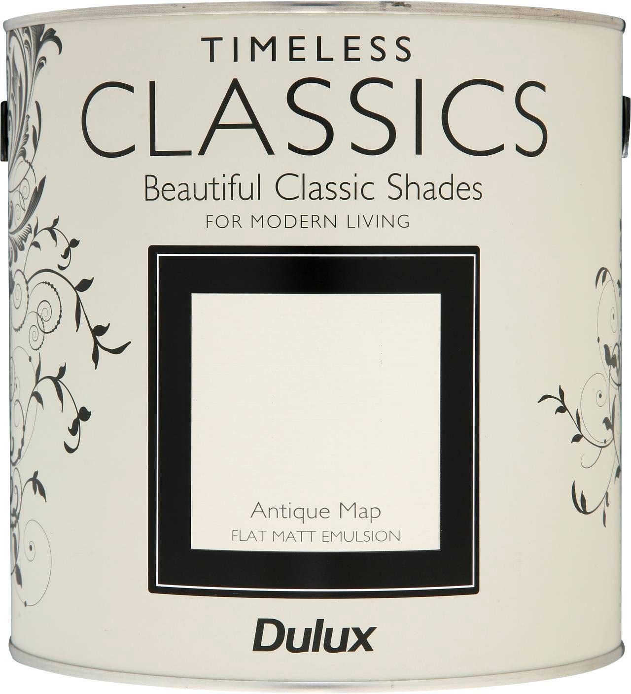 Dulux Timeless Clics Antique Map