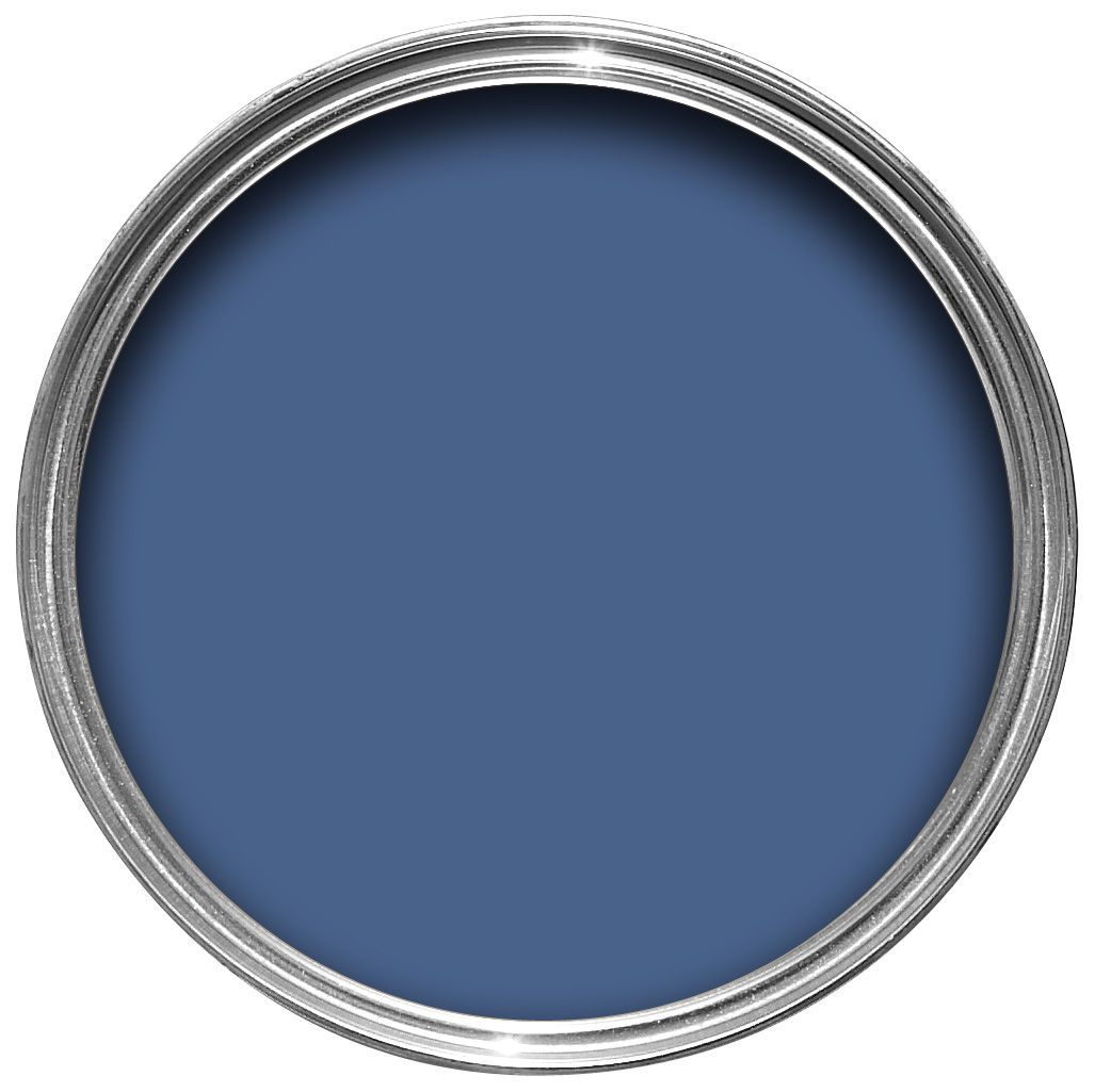 Dulux Timeless Classics Breton Blue Matt Emulsion Paint 0