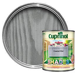 Cuprinol Garden Shades Coastal mist Matt Wood paint