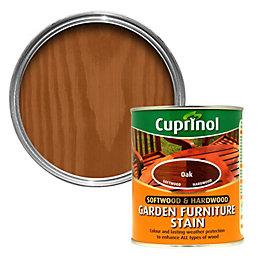 Cuprinol Softwood & hardwood Oak Garden furniture stain