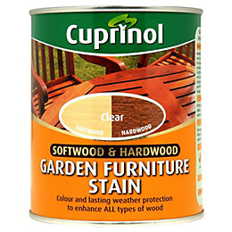 Cuprinol Softwood & Hardwood Clear Garden Furniture Stain