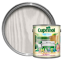 Cuprinol Garden Shades White daisy Matt Wood paint