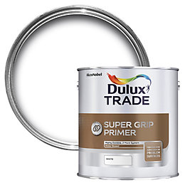 Dulux Trade Super Grip White Matt Primer &