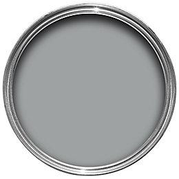 Dulux Warm pewter Silk Emulsion paint 2.5 L