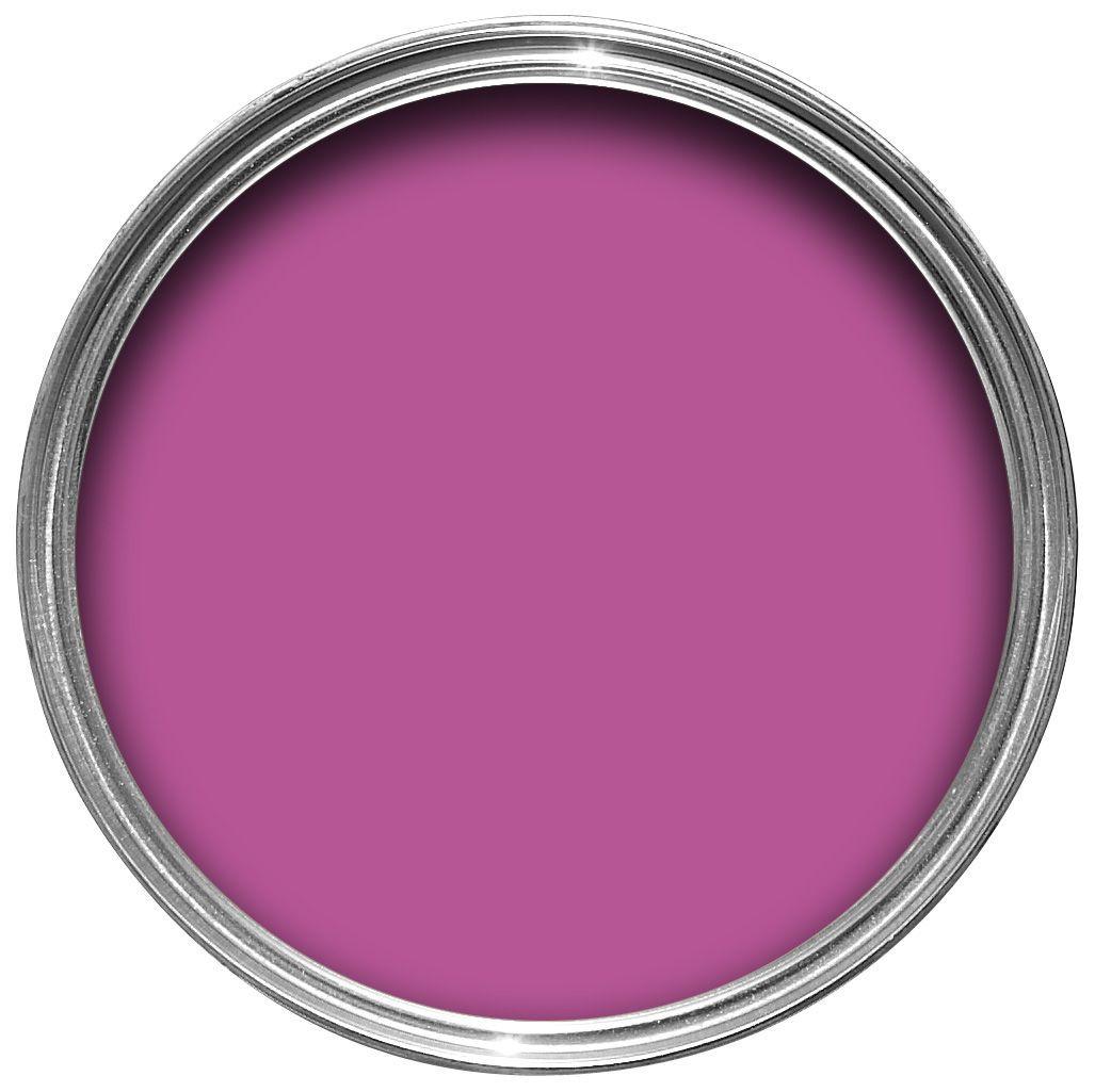 dulux endurance fuchsia lily matt emulsion paint 2 5l departments diy at b q. Black Bedroom Furniture Sets. Home Design Ideas