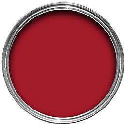 Dulux Endurance Salsa red Matt Emulsion paint 2.5