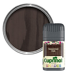 Cuprinol Garden Shades Seasoned oak Matt Wood paint